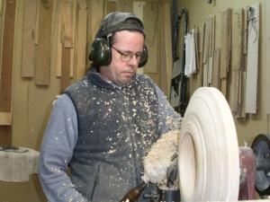woodturner pete lorimer